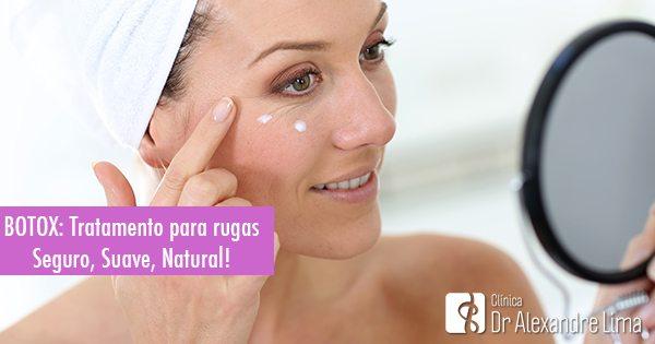 Botox-Rugas-Expressão-Testa-Dr-Alexandre-Lima-Dermatologista-Belo-Horizonte-BH-Mulher