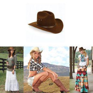 06- Chapéu de Cowboy